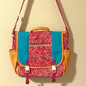 NWOT Garnet Hill kids messenger bag